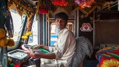 Pimp my ride: The psychedelic world of Indian truck art  - CNN.com