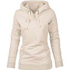 Daria Overhead Hoody (345 CNY) ❤ liked on Polyvore featuring tops, hoodies, jackets, sweaters, outerwear, hooded sweatshirt, pink top, pink hooded sweatshirt, cotton hoodies and cotton hoodie