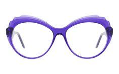 ANDY WOLF, LOVE // 5064 col. C // Eyewear handmade in Austria // Glasses // Fashion // Vintage // Palms //