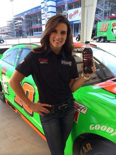 20 Ideas Sport Cars For Girls Danica Patrick Today, they have got immensely at ease, Sue Patrick, Danica Patrick, Female Race Car Driver, Yoga, Kids Sports Party, Nascar Racing, Nascar Cars, Auto Racing, Drag Racing
