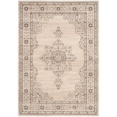 Serenity Cream/Gold (Ivory/Gold) 8 ft. 6 in. x 12 ft. Area Rug