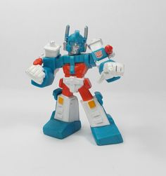 Transformers - Mini Toy Action Figure - Robot Heroes - Cake Topper - Hasbro 14