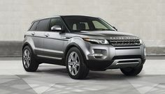 2015 RR Evoque Pure Plus in Indus Silver