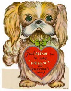 American Greetings Vintage Valentine's Day https://www.facebook.com/AmericanGreetings?ref=hl#!/media/set/?set=a.10151382924983955.493059.302204443954=3