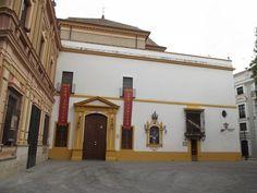 Museo de Bellas Artes - Plaza de Museo - Seville - Museum of Fine Arts of Seville(y)