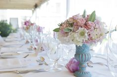 Photography : Zofia Photography | Floral Design : Soiree Floral Read More on SMP: http://www.stylemepretty.com/massachusetts-weddings/nantucket/2011/11/16/nantucket-wedding-by-zofia-photography-soiree-floral/