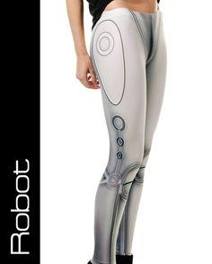 Cyborg The Lunar Chronicles Cinder leggings