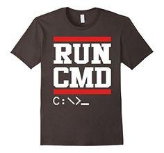 Men's RUN CMD T SHIRT / RUN CMD Shirt 2XL Asphalt Run CMD…