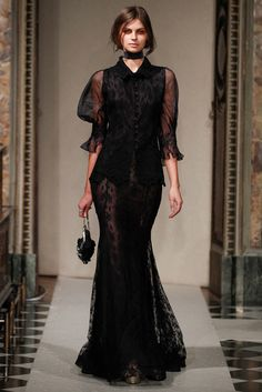 Luisa Beccaria Fall 2014 Ready-to-Wear - Collection - Gallery - Style.com