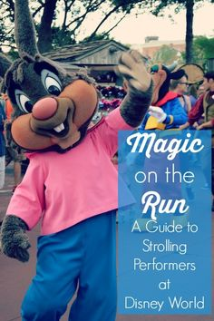 From the Dapper Dans to the Voices of Liberty and the Citizens of Hollywood, performers at Walt Disney World are always putting on a show. Find out which performances not to miss in this complete guide to strolling performers in every Disney theme park.
