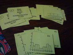 Math = Love: Boxplot and Histogram Card Sort