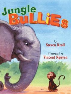 Jungle Bullies by Steven Kroll is a wonderful book, which introduces the effects of bullying. Whether or not it's October (anti-bullying month) or your introducing sequencing events, this anti-bullying book makes for a great read aloud! 8342