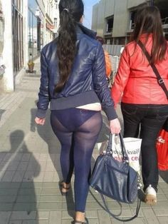 If you think tights are pants, YOU'RE DOING IT WRONG!
