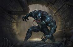 Yin Yuming   Marvel Character Venom Boss