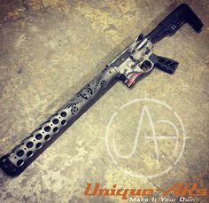 While Unique-ARs is well known for our handguards that look like and compare to no other, as of 2017 we now offer full rifles and uppers available for purchase.  https://unique-ars.com/custom-rifles/