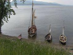 Lake Champlain Longboat Flotilla: The Bougainville Voyage to end Journey at Historic Saint Anne's Shrine