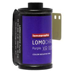 LOMO LomoChrome Purple XR 100-400 ASA / 135 - 36