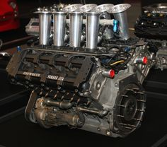 Cosworth-Yamaha OX-77 Racing Engines