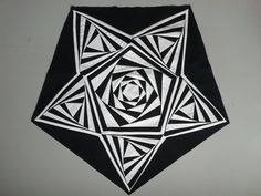 Image result for simple optical illusion geometry