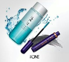 The One waterproof mascara and make up remover