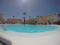 Bungalows, Canary Islands, Swimming Pools, Public, Lounge, Restaurant, Bedroom, Beach, Outdoor Decor