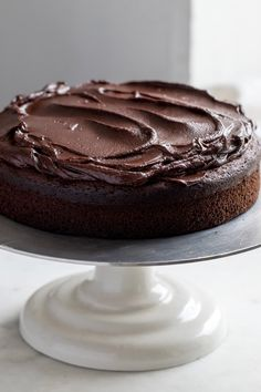 World's Best Chocolate Cake Recipe - NYT Cooking