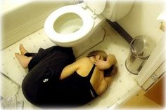 Acid Indigestion can keep you bound to the bathroom, as it will cause nausea if it goes untreated for too long.