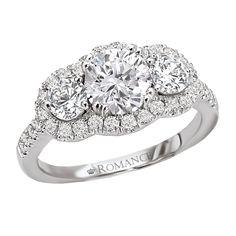 Diamond wedding ring - Ring #117266 - Tom Tivol Jewelry of Kansas City. http://www.tomtivoljewels.com