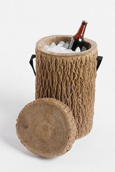 Wood you like a cold one? #urbanoutfitters