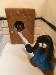 Gingerbread Overlook Hotel from 'The Shining'