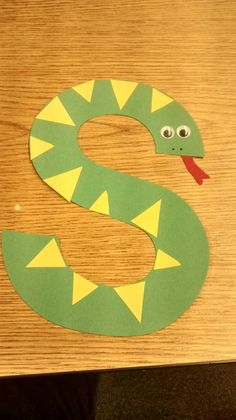 S is for Sammie Snake