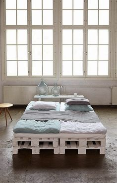 meble z palet - pallets furniture - decomania