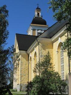 Leppävirta church, Finland