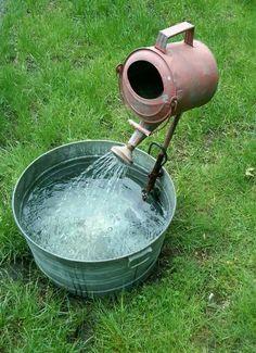 Make a fountain