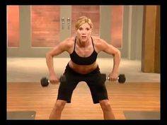 Jackie Warner - Power Circuit .. Great workout.. Her.. the jury still out.