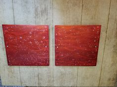 Modern wall art unique home decor ETSY handmade metal panel set of 2 red Christmas gifts wall hanging panel set, contemporary designs by metalartuniquelove on Etsy Metal Art Decor, Metal Artwork, Metal Wall Art, Red Christmas, Christmas Decor, Christmas Gifts, Entryway Decor, Wall Decor, Room Decor