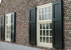 Rental Makeover, Window Boxes, Shutters, Facade, Garage Doors, Etsy Business, Business Ideas, Exterior, Windows