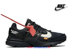 brand new 4c7fd 00215 2019 Off-White X Air Presto Ow 2.0 AA3830-002 Sneakers Pas Cher Homme