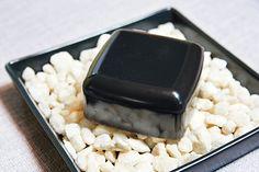 Čierne pánske mydlo | Mýdlový svět - Návody a recepty