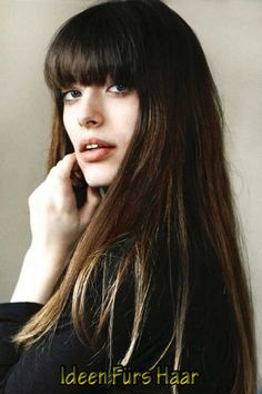 fringe hairstyle is loved by many girls. Looking for some Sexy Side Fringe Hairstyles? Today I have something for you! Discover 10 Sexy Side Fringe Hairstyles For Long Hair. Long Hair With Bangs, Haircuts With Bangs, Long Hair Cuts, Haircut Bangs, Emo Haircuts, Bangs Hairstyle, Medium Hair Cuts, Medium Hair Styles, Curly Hair Styles