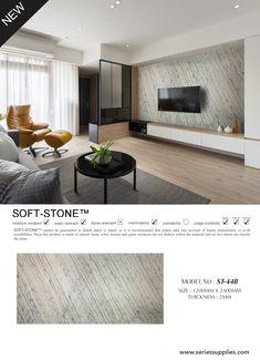 Stone Veneer Panels, Stone Wall Design, Natural Stone Veneer, Living Room Tv, Solid Wood, Adhesive, Surface, Weather, Indoor