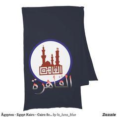 Ägypten - Egypt Kairo - Cairo Schal