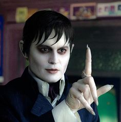 johnny depp movie dark shadows