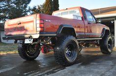 Jeep MJ Comanche