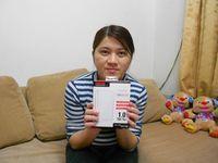 WD My Passport 1TB USB3.0 2.5吋行動硬碟【黑】,得標價格76元,最後贏家借過一下:哇!!!結標的剎那還真不敢相信是我,只能說真是太幸運了!!感謝各位囉