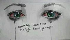 that song makes me cry everytime and whenever i look in the mirror thats what i see