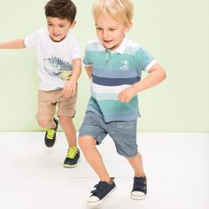 Jump into the warmer weather with our Naturescape collection - soft tees, lizard graphics, funky shorts and neon pop sneakers for comfy play!  #pumpkinpatchkids #naturescape #kidsfashion