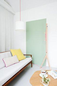 Carolina Gomez's Home / photographed by Julien Fernandez