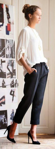 Fashion & Style Minimal chic