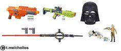 Liquidación 70% de descuento en juguetes Star Wars - http://ift.tt/2rW66oE